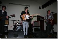 Felt Tip Thieves, Soprano's Bar, 17 October 2008