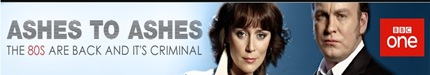 Ashes to Ashes Banner - Series 2